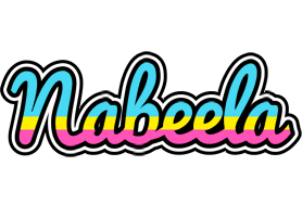 Nabeela circus logo