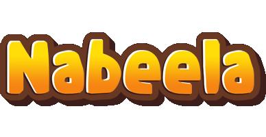 Nabeela cookies logo