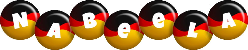 Nabeela german logo