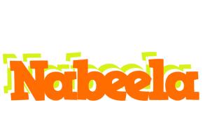 Nabeela healthy logo
