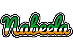 Nabeela ireland logo