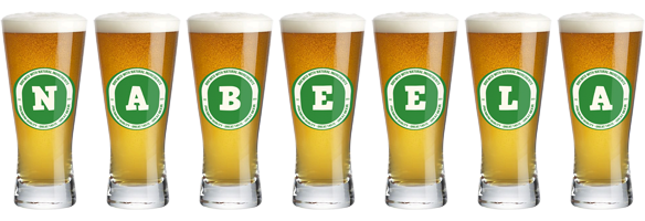 Nabeela lager logo