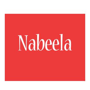 Nabeela love logo