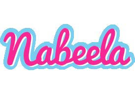 Nabeela popstar logo