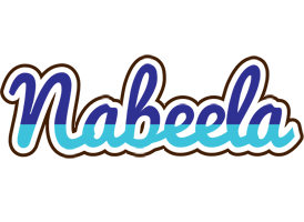 Nabeela raining logo