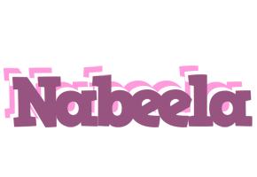 Nabeela relaxing logo