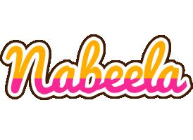 Nabeela smoothie logo
