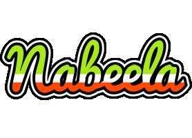 Nabeela superfun logo