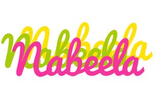 Nabeela sweets logo