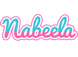 Nabeela woman logo