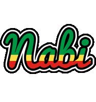 Nabi african logo
