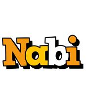 Nabi cartoon logo