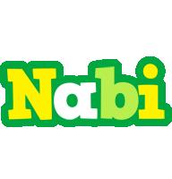 Nabi soccer logo