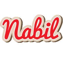 Nabil chocolate logo