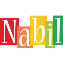 Nabil colors logo