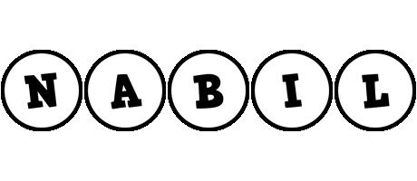 Nabil handy logo