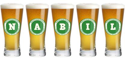 Nabil lager logo