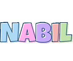 Nabil pastel logo