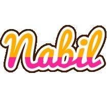 Nabil smoothie logo