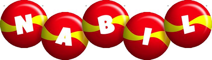 Nabil spain logo