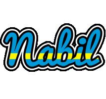 Nabil sweden logo