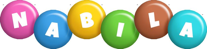 Nabila candy logo