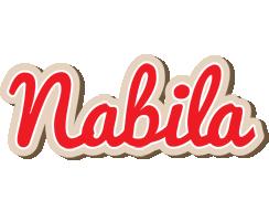 Nabila chocolate logo
