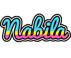 Nabila circus logo
