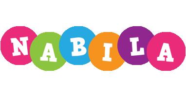 Nabila friends logo