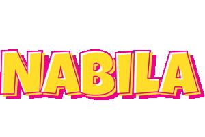 Nabila kaboom logo