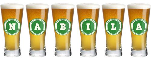 Nabila lager logo
