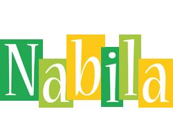 Nabila lemonade logo