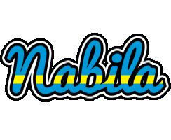 Nabila sweden logo