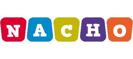 Nacho kiddo logo