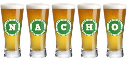 Nacho lager logo