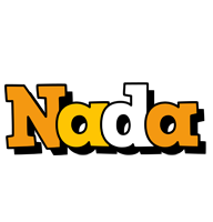 Nada cartoon logo