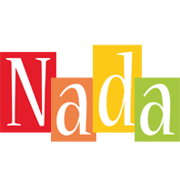 Nada colors logo