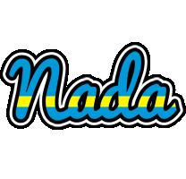 Nada sweden logo