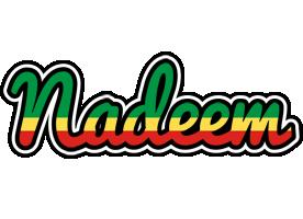 Nadeem african logo