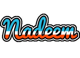 Nadeem america logo