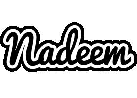 Nadeem chess logo