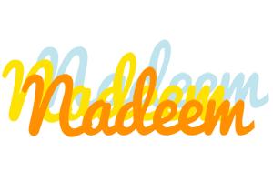 Nadeem energy logo