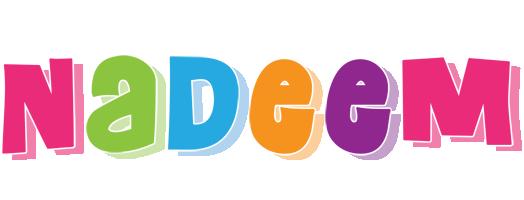 Nadeem friday logo