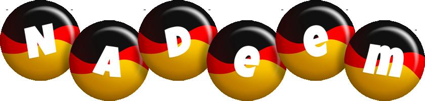 Nadeem german logo
