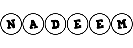 Nadeem handy logo