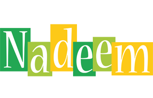 Nadeem lemonade logo