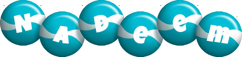 Nadeem messi logo
