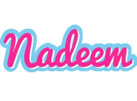 Nadeem popstar logo