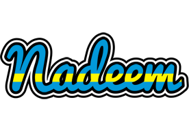 Nadeem sweden logo