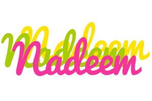 Nadeem sweets logo